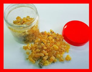 Pure Frankincense Granular Resin Incense Luban. Loban. Bakhoor - Home Scent NEW